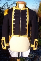 napoleonic regency junior captains uniform