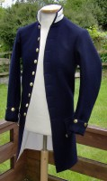 napoleonic midshipmans coat